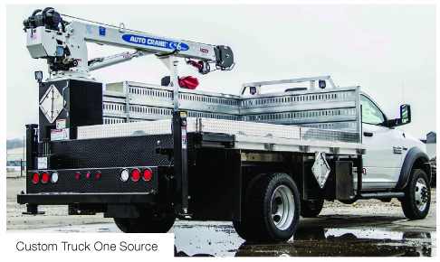 Safety and new comfort features most popular on propane autogas bobtail chassis trucks CUSTOM Truck One Source and other mfg profiled
