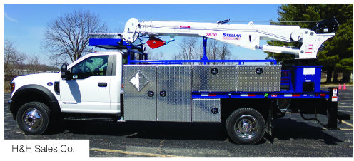 bpn the propane industrys leading source for news since 1939 profiles safety, comfort options popular on autogas truck Chassis including H H Sales propane autogas bobtails