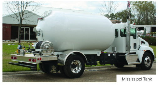 Popular Propane autogas truck safety, comfort features profiled by bpn the lpg industry leading source of news since 1939 Chassis MISSississippi Trucks and others profiled