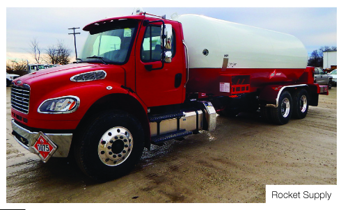 Chassis propane autogas trucks profiled by BPN the lpg industrys leading source for news since 1939 details latest popular safety comfort features