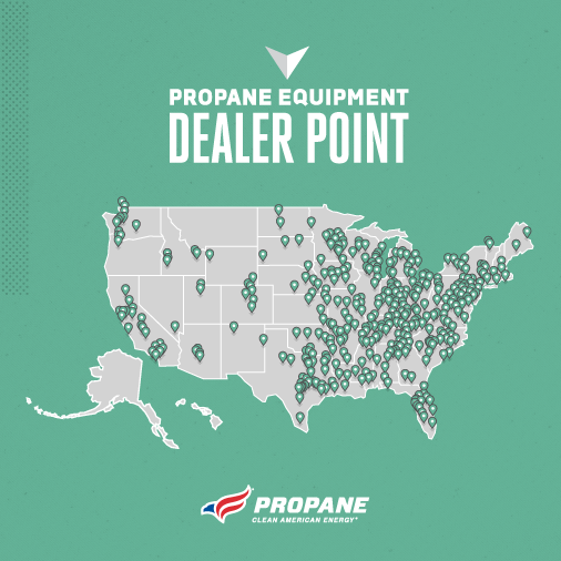 Propane Equip Dealer Point PERC