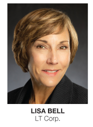 Propane People Lisa Bell joins LT Corp Quality Steel 0820