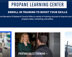 Propane Learning Center